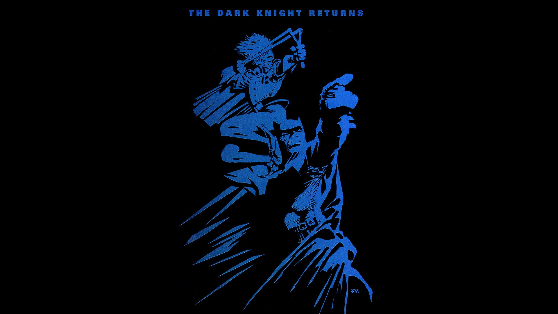 The Dark Knight Returns Hd Wallpaper Background Image 1920x1080