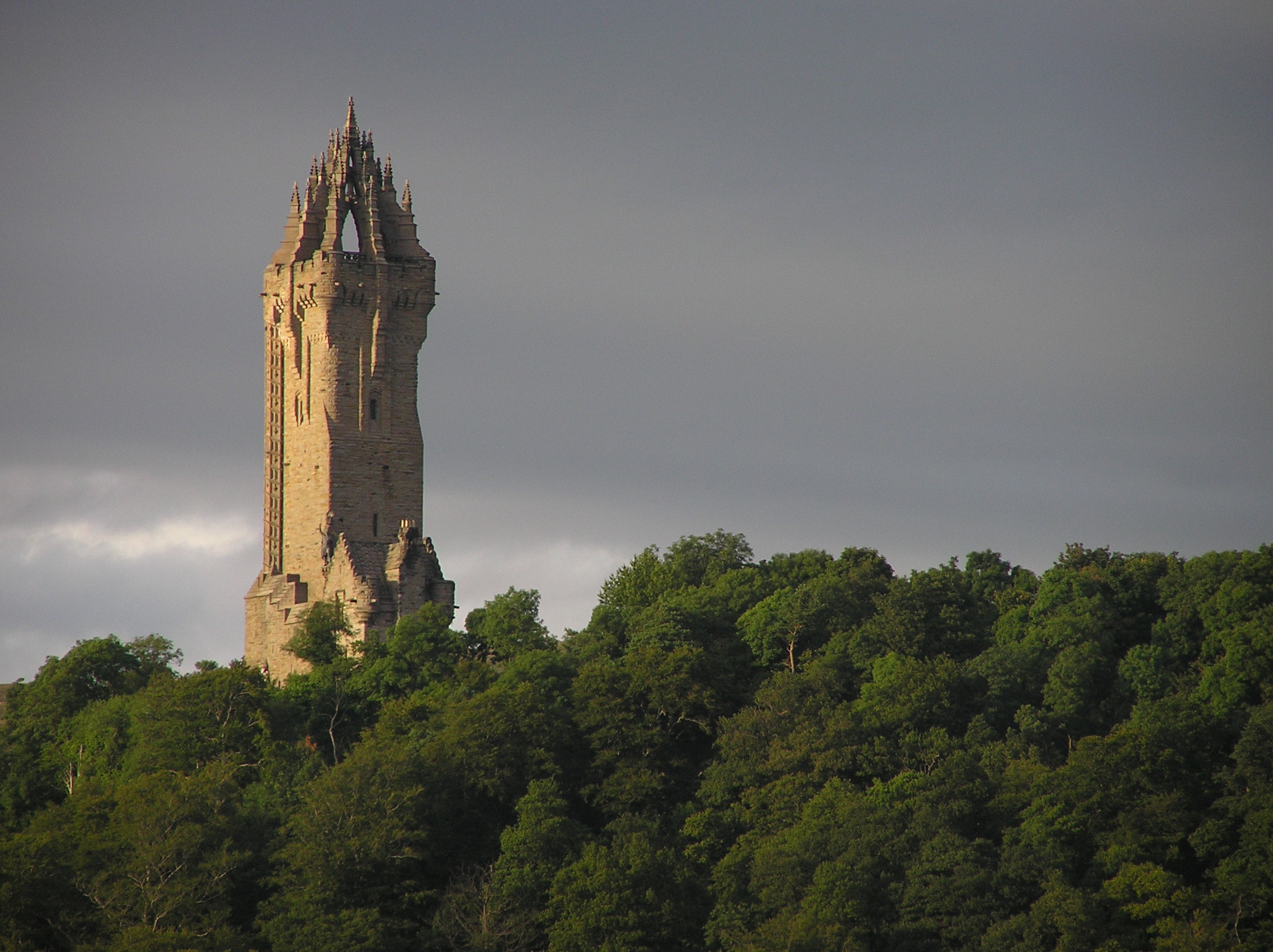 The National Wallace Monument HD Wallpaper
