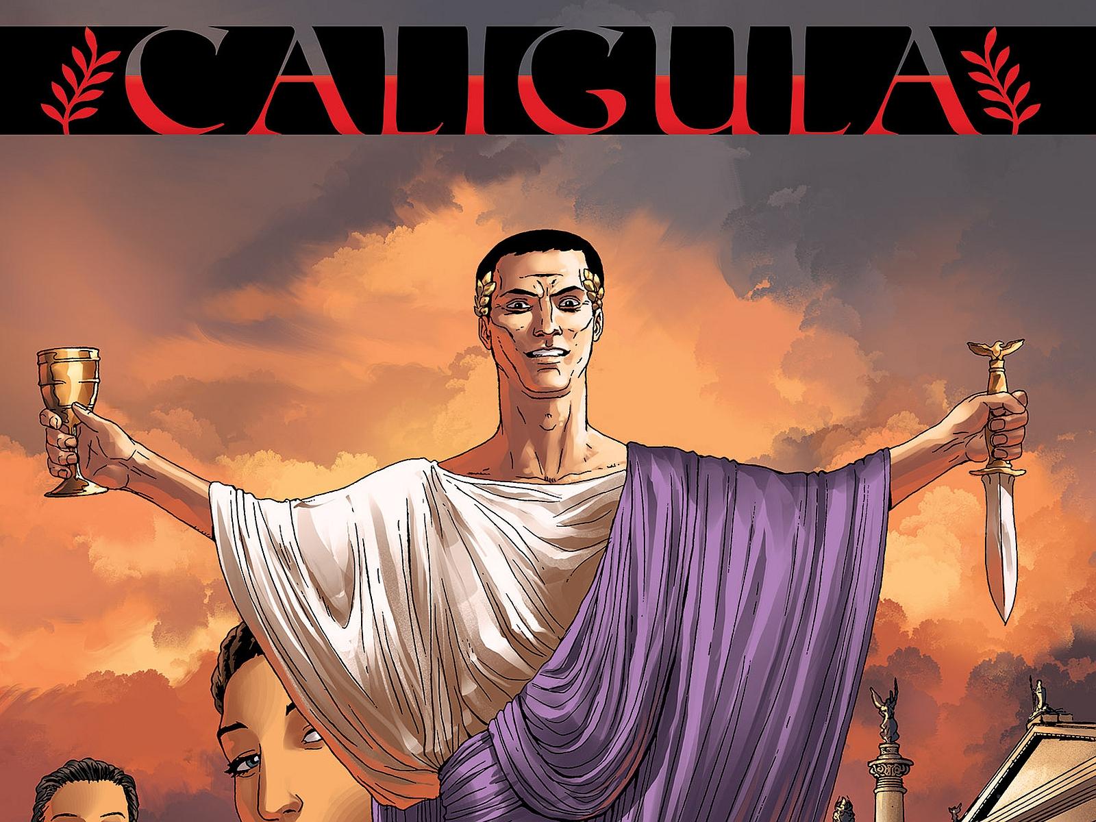 download wallpaper caligula