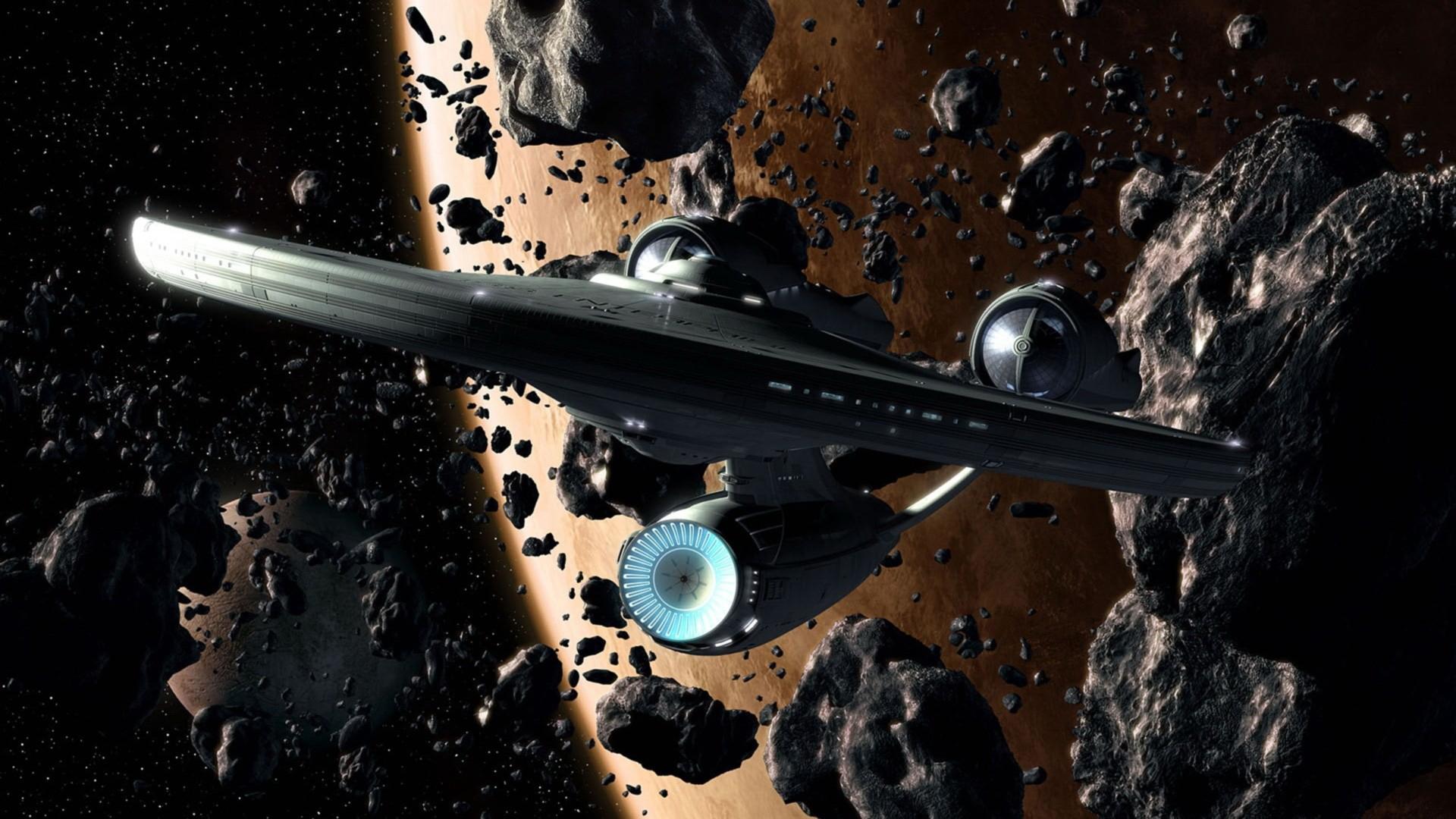 sci fi star trek wallpaper
