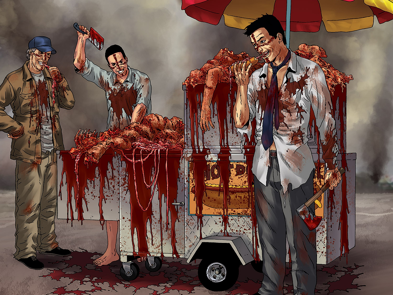 zombie games 1