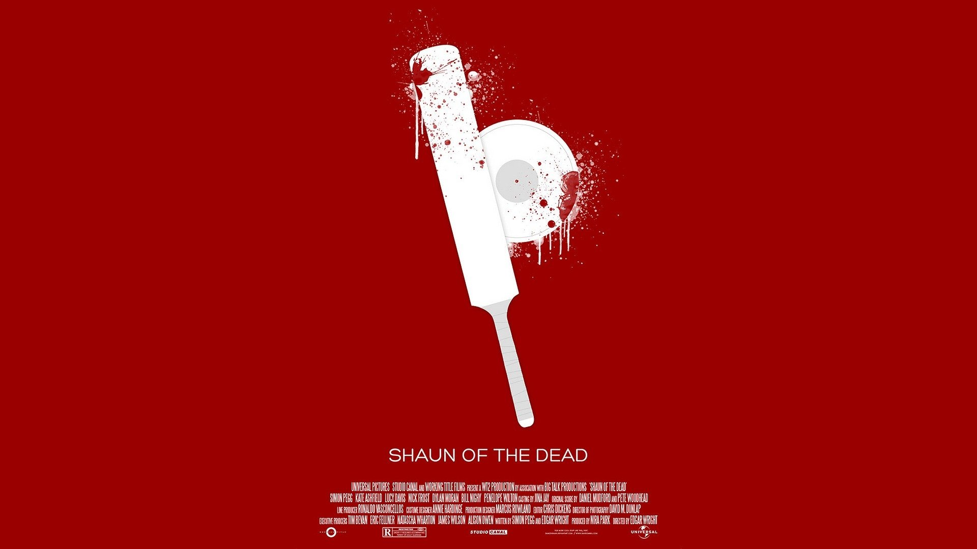 shaun of the dead wallpaper - photo #4