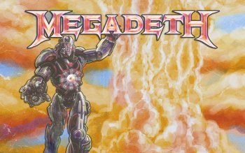 Music - Megadeth Wallpapers and Backgrounds ID : 432004