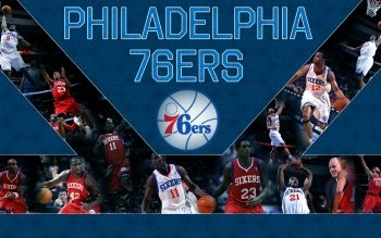 Sports - Philadelphia 76ers Wallpapers and Backgrounds ID : 432082