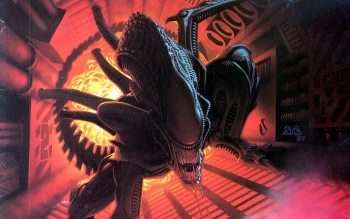 Comics - Aliens Wallpapers and Backgrounds ID : 432302
