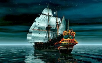 Vehículos - Tall Ship Wallpapers and Backgrounds ID : 432327