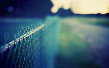 Man Made - Fence Wallpapers and Backgrounds ID : 432350