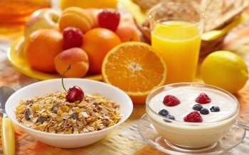Food - Breakfast Wallpapers and Backgrounds ID : 432498