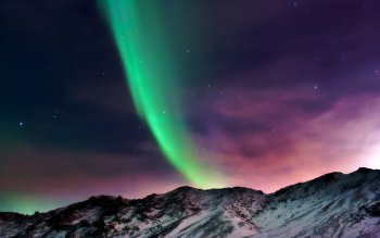 Earth - Aurora Borealis Wallpapers and Backgrounds ID : 432523
