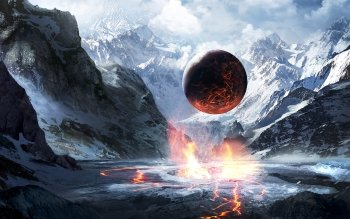 Sci Fi - Collision Wallpapers and Backgrounds ID : 432613
