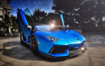 Vehicles - Lamborghini Wallpapers and Backgrounds ID : 432646