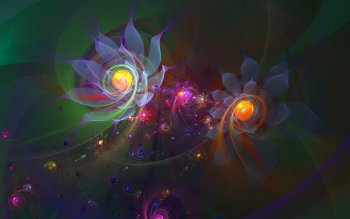 Artistisk - Fractal Wallpapers and Backgrounds ID : 432731
