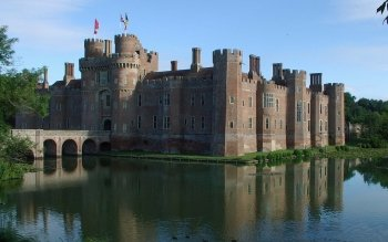 Man Made - Herstmonceux Castle Wallpapers and Backgrounds ID : 432969