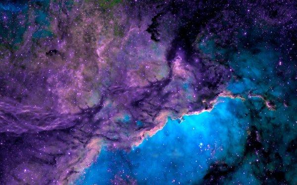 Sci Fi Nebula Space Galaxy HD Wallpaper | Background Image