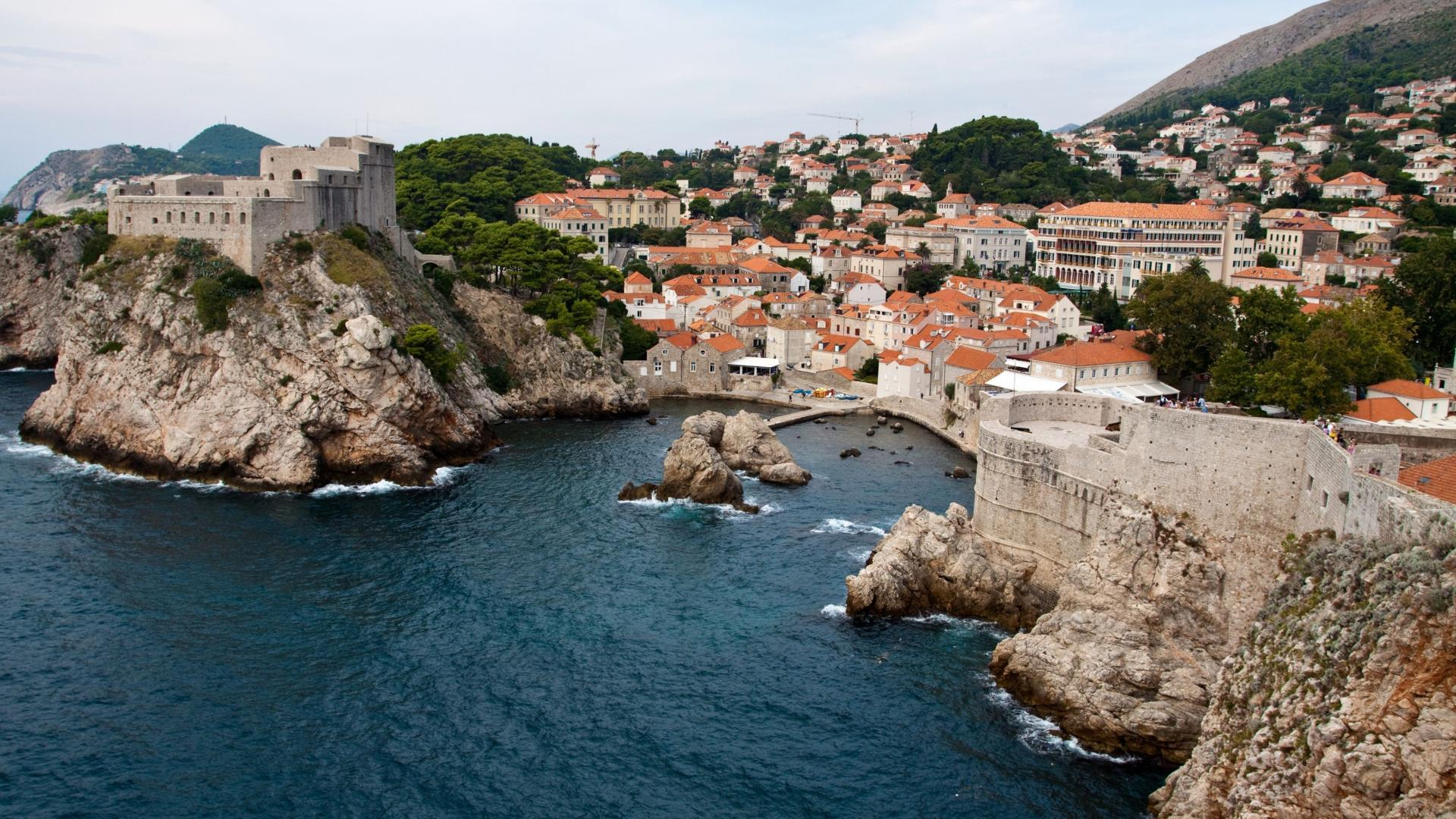 Dubrovnik full hd tapeta and t o 1920x1080 id 433226 for Best bath idaho