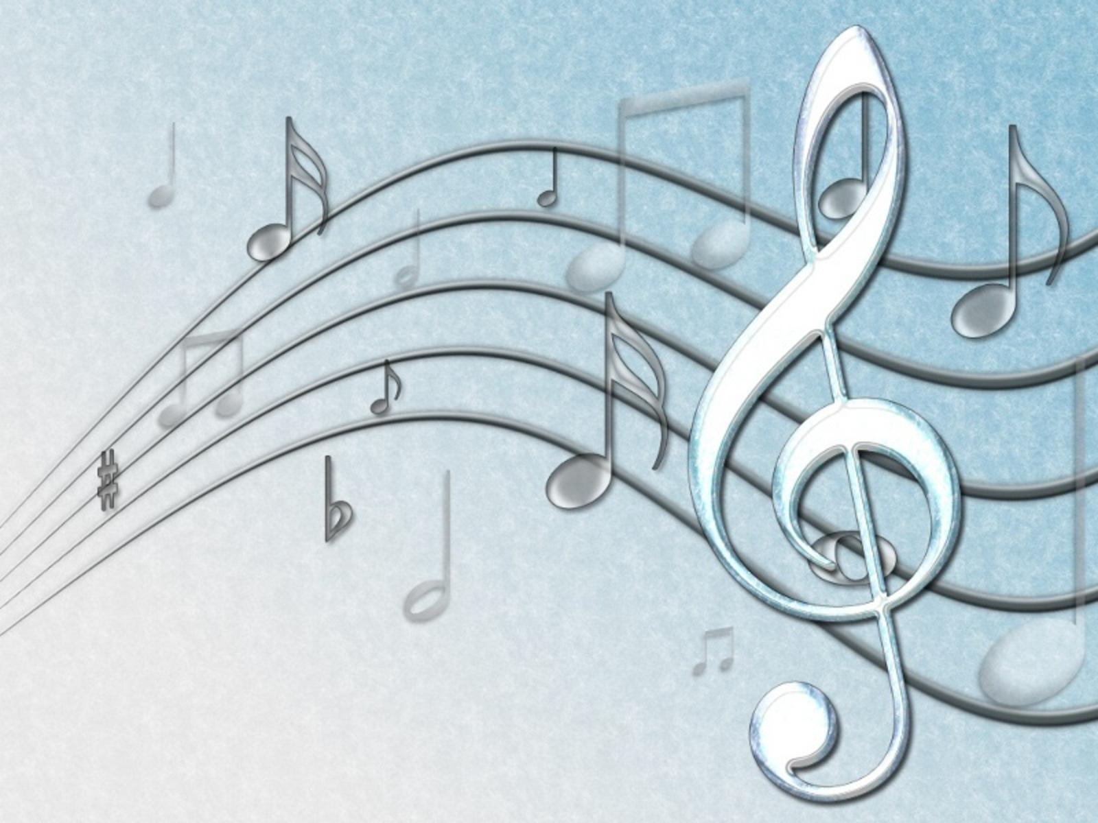 6 Musical Notes Hd Wallpapers Backgrounds Wallpaper Abyss
