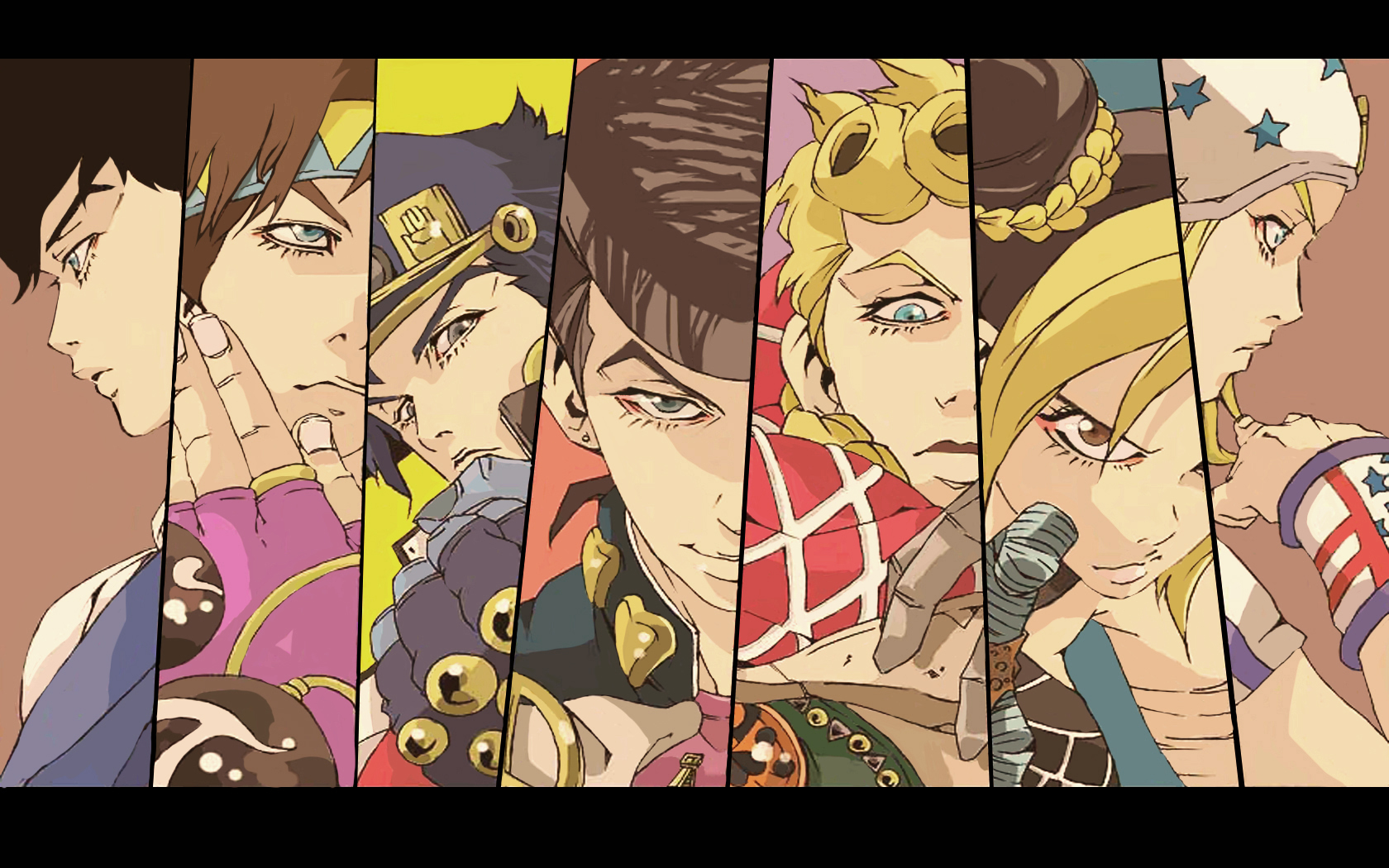 74 Jojo's Bizarre Adventure HD Wallpapers | Backgrounds ...