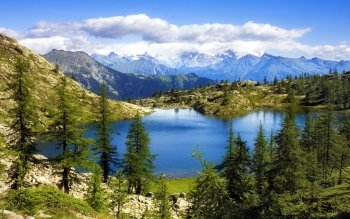 Earth - Lake Wallpapers and Backgrounds ID : 433074