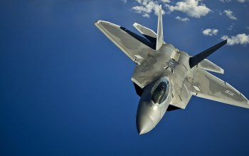 Military - Lockheed Martin F-22 Raptor Wallpapers and Backgrounds ID : 433087