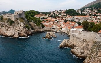 Рукотворное - Dubrovnik Wallpapers and Backgrounds ID : 433226