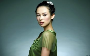 Celebrity - Zhang Ziyi Wallpapers and Backgrounds ID : 433307