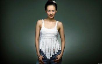 Beroemdheden - Zhang Ziyi Wallpapers and Backgrounds ID : 433308