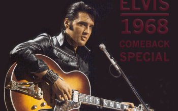 Muzyka - Elvis Presley Wallpapers and Backgrounds ID : 433322