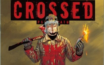 Comics - Crossed: Psychopath Wallpapers and Backgrounds ID : 433365