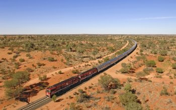 Fahrzeuge - The Ghan Wallpapers and Backgrounds ID : 433387