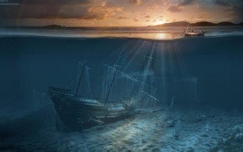 Fantasy - Schiff Wallpapers and Backgrounds ID : 433478