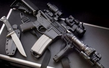 Weapons - Machine Gun Wallpapers and Backgrounds ID : 433500