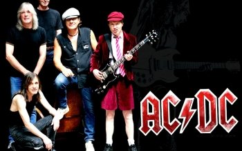 Music - AC/DC Wallpapers and Backgrounds ID : 433503