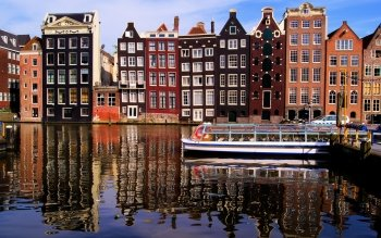 Man Made - Amsterdam Wallpapers and Backgrounds ID : 433590