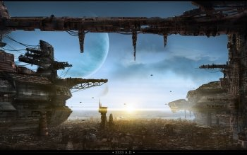 Sci Fi - City Wallpapers and Backgrounds ID : 433611