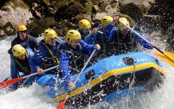 Sports - White Water Rafting Wallpapers and Backgrounds ID : 433878