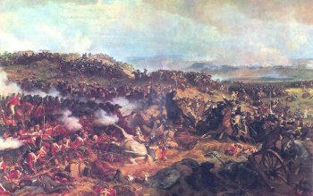 Military - Battle Of Waterloo Wallpapers and Backgrounds ID : 433880