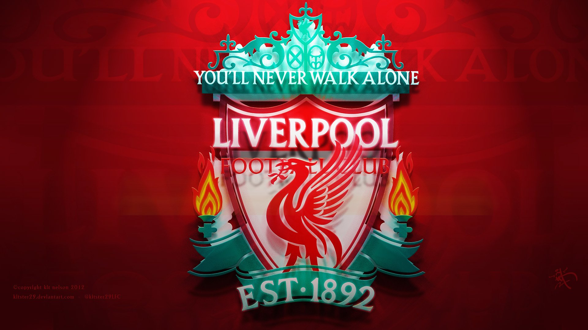 56 Liverpool F C Hd Wallpapers Background Images Wallpaper Abyss