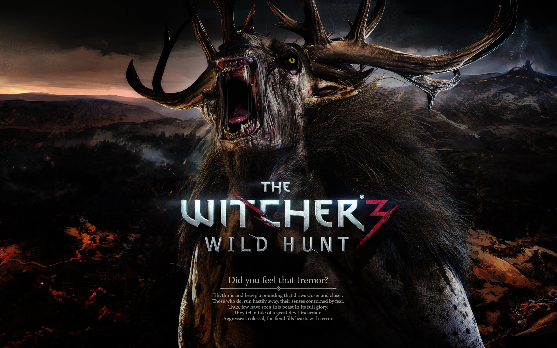 The Witcher 3: Wild Hunt HD Wallpaper | Background Image