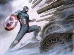 Preview Captain America: Living Legend