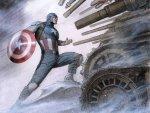 Preview Captain America: Living Legend