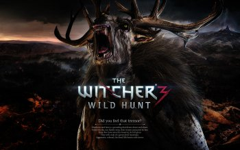 Computerspel - The Witcher 3: Wild Hunt Wallpapers and Backgrounds ID : 435384
