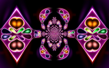 Abstract - Fractal Wallpapers and Backgrounds ID : 435621