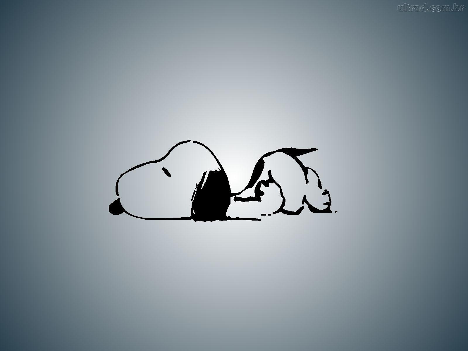 Papel De Parede Cartoon: Snoopy Wallpaper And Hintergrund