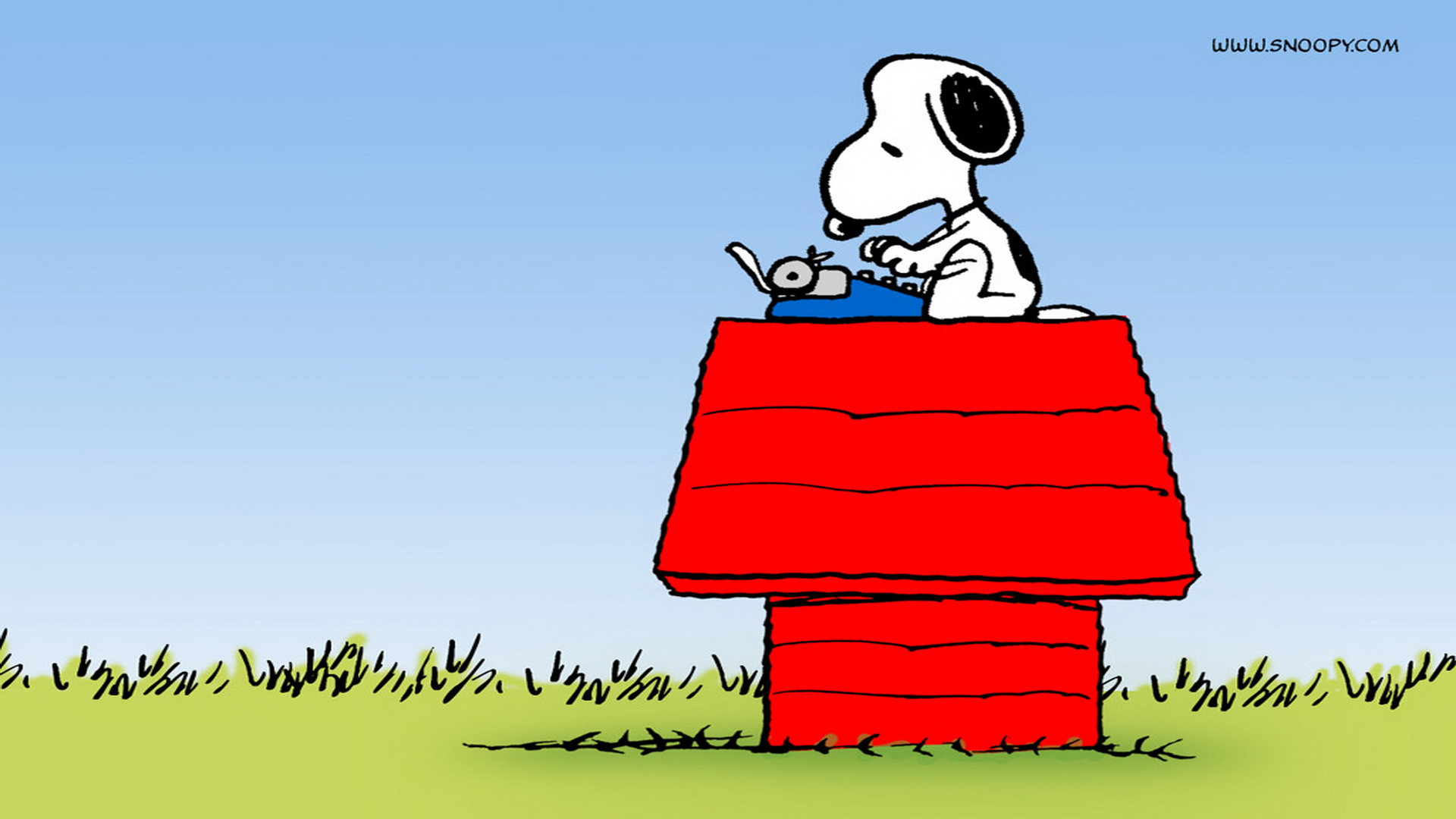 snoopy hd wallpaper | background image | 1920x1080 | id:436482