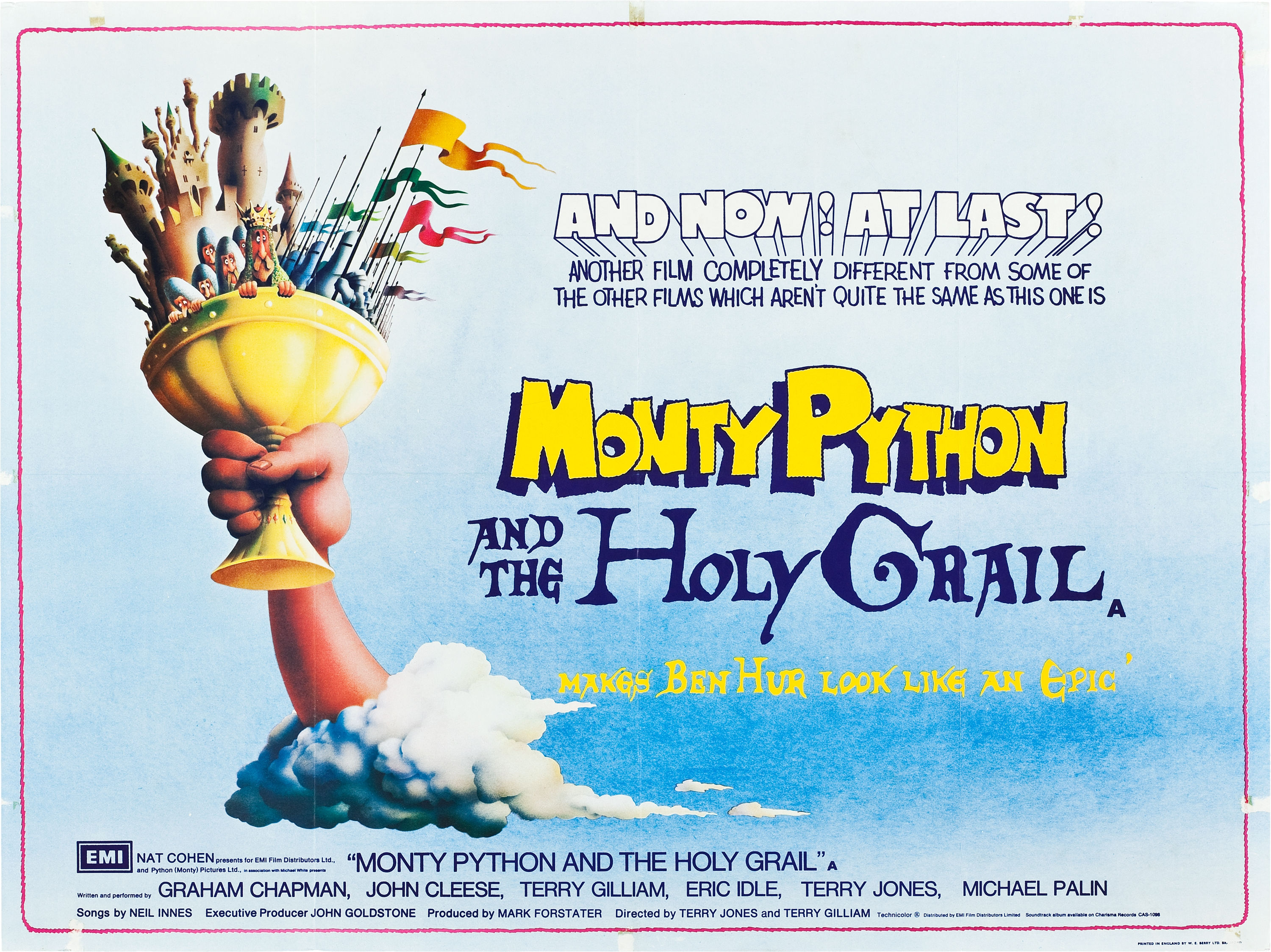 4 Monty Python And The Holy Grail Hd Wallpapers Background