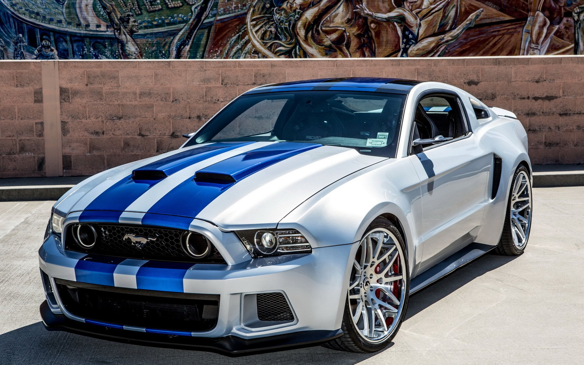 Excellent 34 Ford Mustang Shelby HD Wallpapers | Background Images  VO51