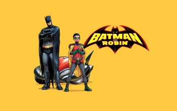 Comics - Batman & Robin Wallpapers and Backgrounds ID : 436597