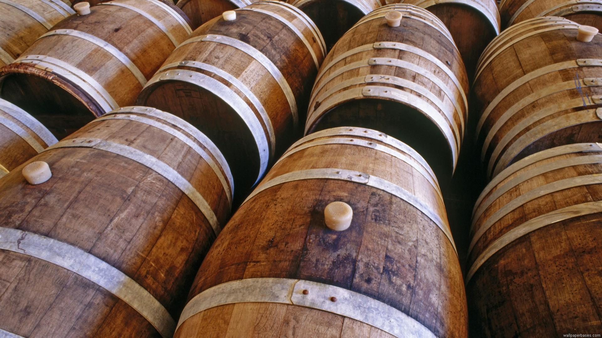 Wine Barrels Wallpaper | www.pixshark.com - Images ...