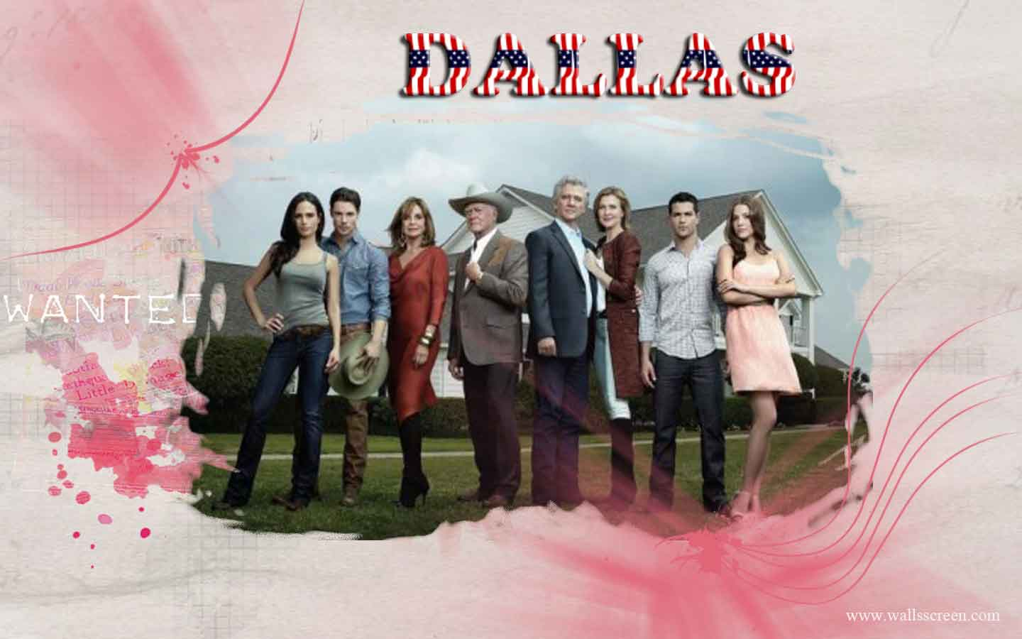 Dallas tv show 2018 pictures Where are the cast of Dallas now? Daily Mail Online