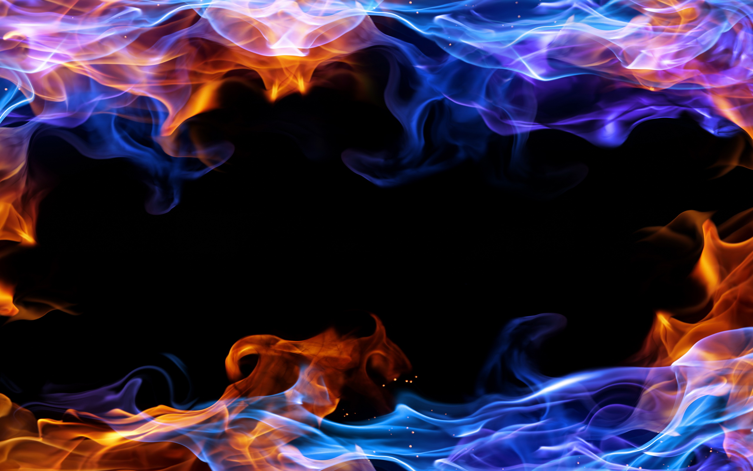 Fire Full HD Wallpaper And Background Image